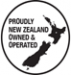 Proudly New Zealand Owned and Operated
